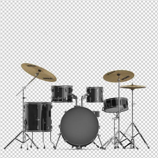 等尺性ドラムキット Premium Psd