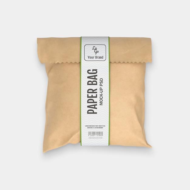 紙袋包装 Premium Psd