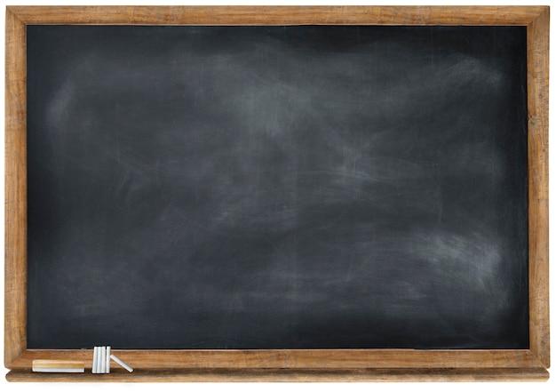 空の黒板 Premium Psd