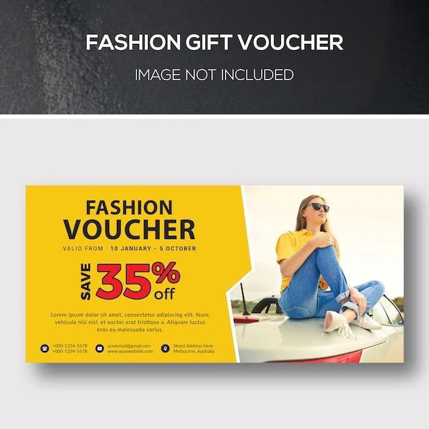 ファッションギフト券 Premium Psd