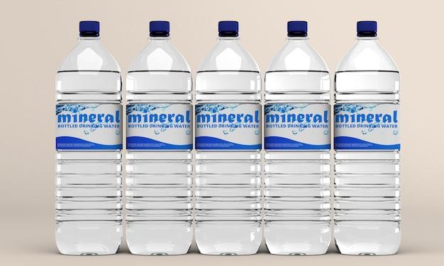 Бутылка для воды Premium Psd