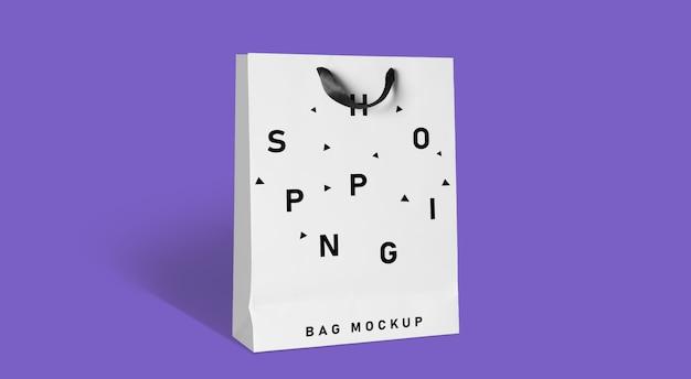 Хозяйственная сумка макет Premium Psd