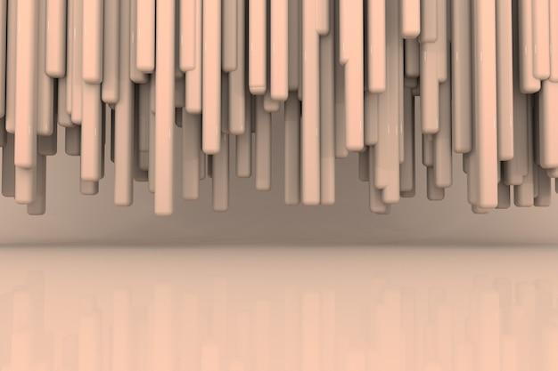 제품 디스플레이 렌더링을위한 추상적 인 배경 장면 프리미엄 PSD 파일