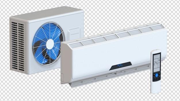 Изометрический набор системы кондиционирования воздуха Premium Psd