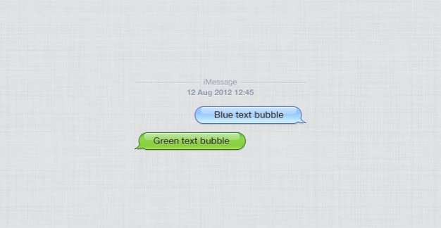 green text messages on iphone apple iphone chat bubbles psd psd file free 17010