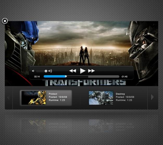 Apple movie trailers video player ui 29 20000195