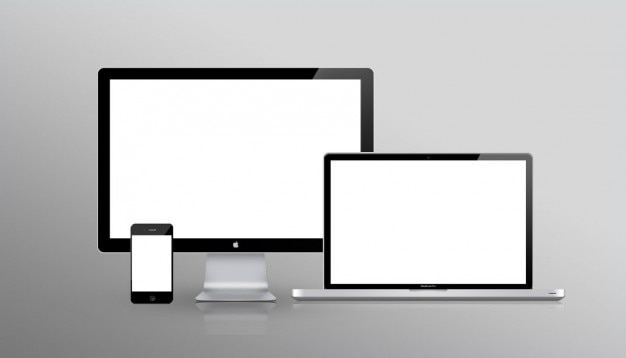 Apple Wallpaper Template Psd File Free Download