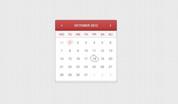 web calendar application open source