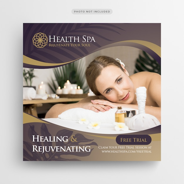 Beauty Spa Flyer Images Free Vectors Stock Photos Psd