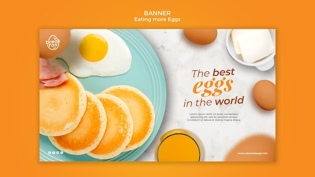 Le migliori uova nel modello della bandiera del mondo Psd Gratuite