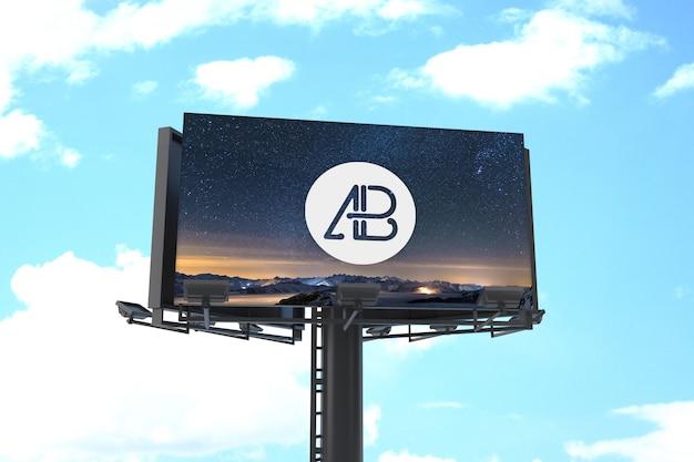 Billboard mock up Free Psd