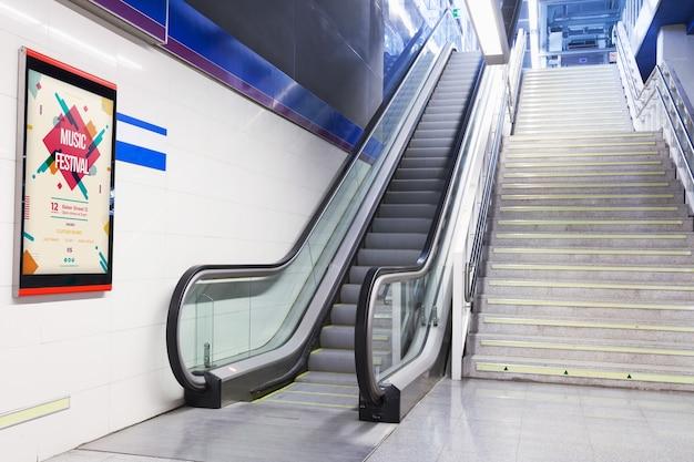 Escalators Free Vectors Stock Photos Psd