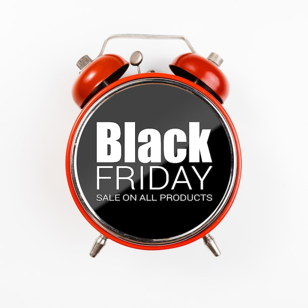 Black friday time for shoppings Free Psd
