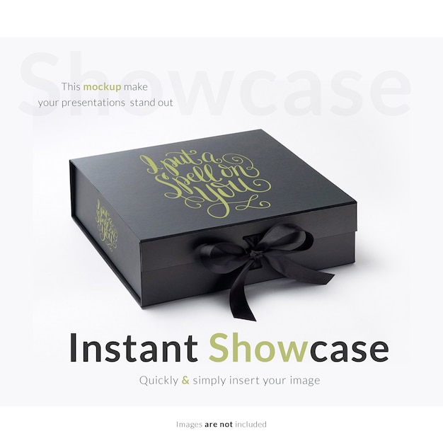 Black gift box mock up psd file free download black gift box mock up free psd negle Gallery