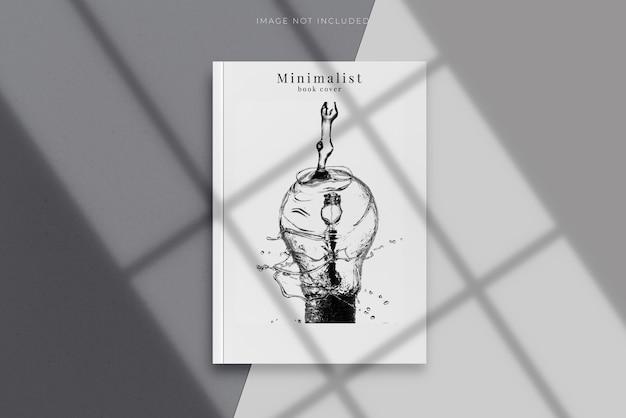 잡지, 책, 소책자, 안내 책자의 빈 표지 프리미엄 PSD 파일