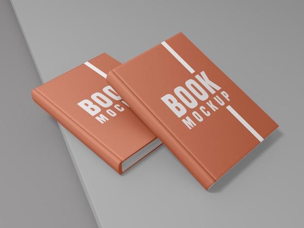 ブックカバーデザインモックアップpsd 無料 Psd