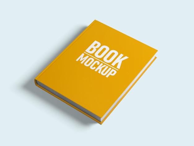 책 표지 목업 2 프리미엄 PSD 파일