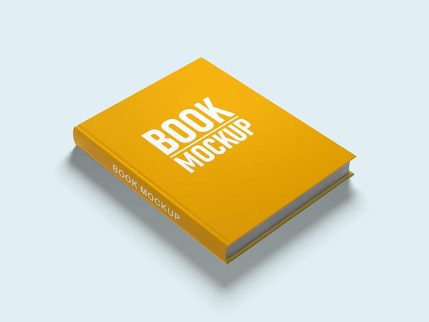 책 표지 모형 3 프리미엄 PSD 파일