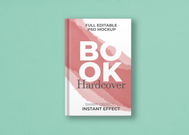 책 양장본 모형 무료 PSD 파일