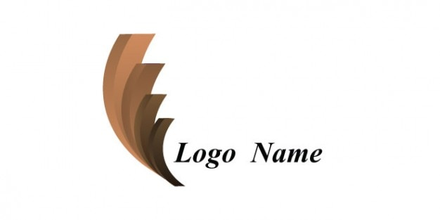 Brand company logo design template PSD file | Free Download