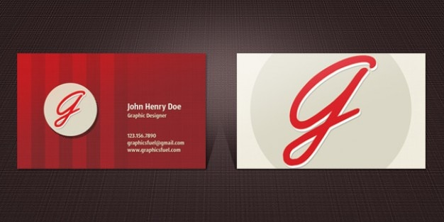 Business Card Psd Template PSD File Free Download - Business card psd template download