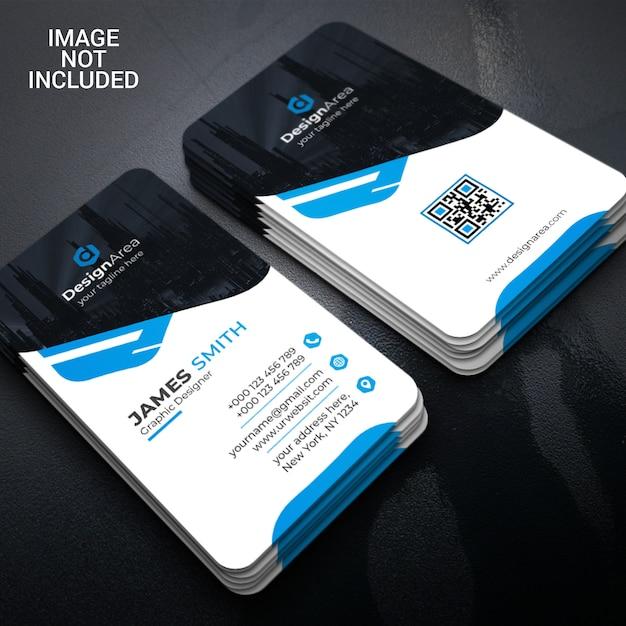 Business card Premium Psd