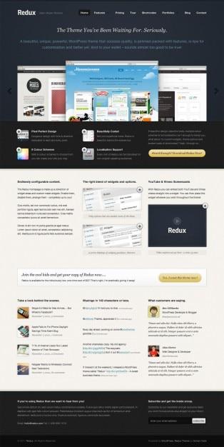 Business Website Template Design Psd File Free Download