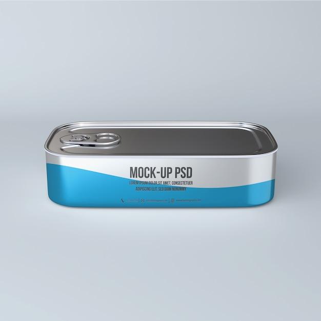 Can mockup Premium Psd