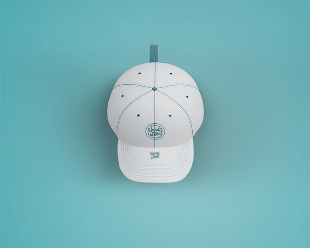Cap mockup for merchandising Free Psd