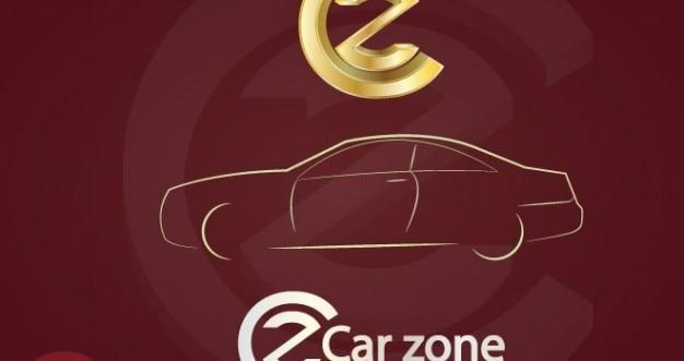 Car company business logo Free Psd