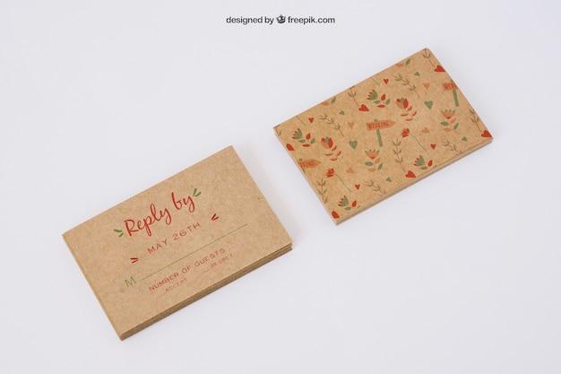 Cardboard business card mockup psd file free download cardboard business card mockup free psd colourmoves