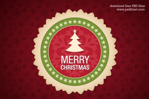 christmas design element psd psd file | free download