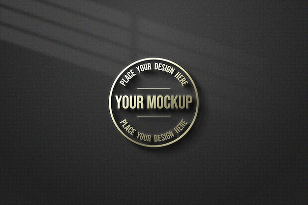 Close up on modern mockup isolated Premium Psd