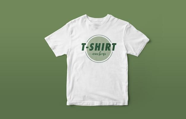 아름다운 셔츠 로고 모형에 가까이 프리미엄 PSD 파일