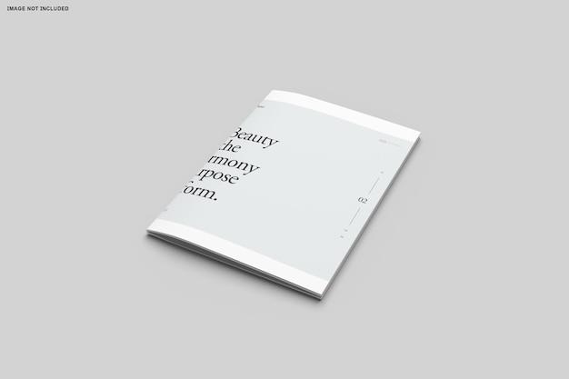Bifold 브로셔 카탈로그 닫기 프리미엄 PSD 파일