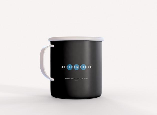 Мокап кофейной кружки Бесплатные Psd