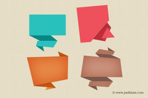 Colorful speech bubble icon PSD Free Psd