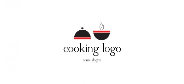 Cooking vector logo template psd file free download