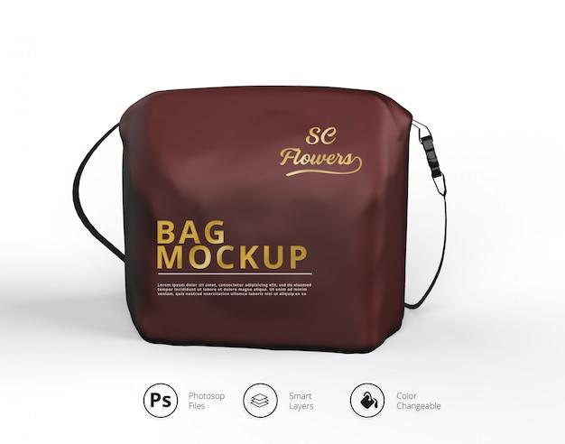 化粧品トラベルケースモックアップ Premium Psd