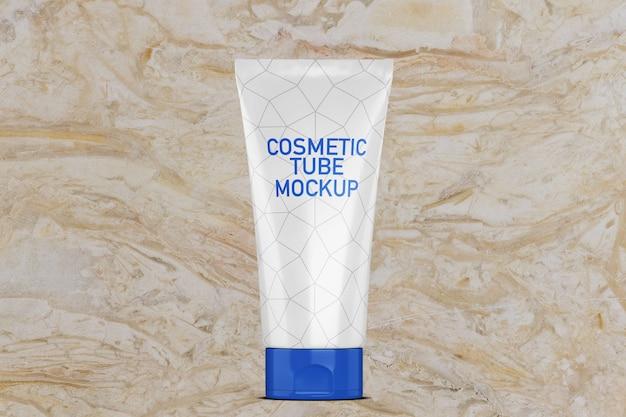 Cosmetic tube mockup Premium Psd