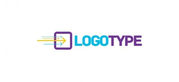 creative company logo template psd file free download
