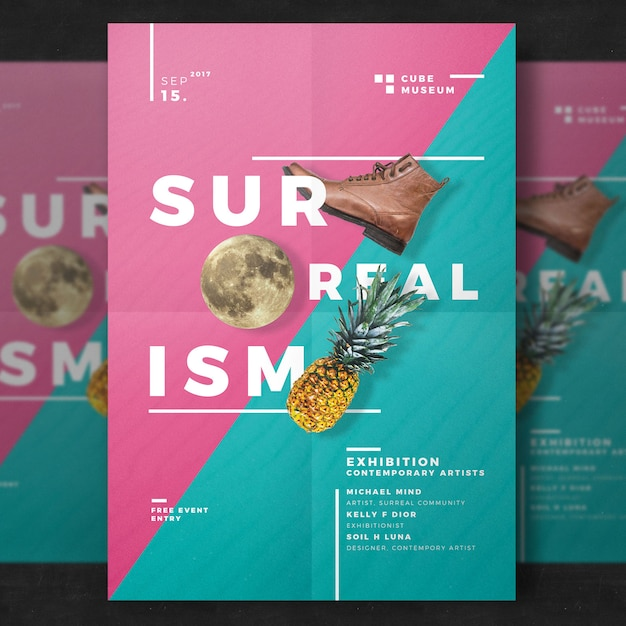 Creative Flyer Template Psd File Free Download