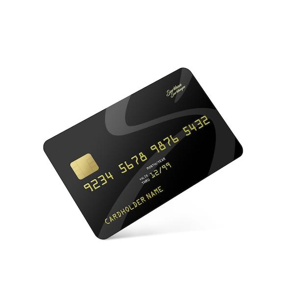 Credit card Premium Psd