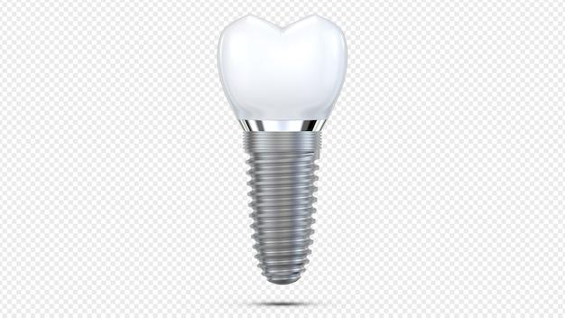 Зубной имплантат Premium Psd