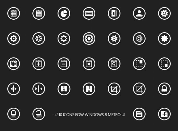 デザイン景品グリフアイコン携帯電話のリソースの窓 無料 Psd