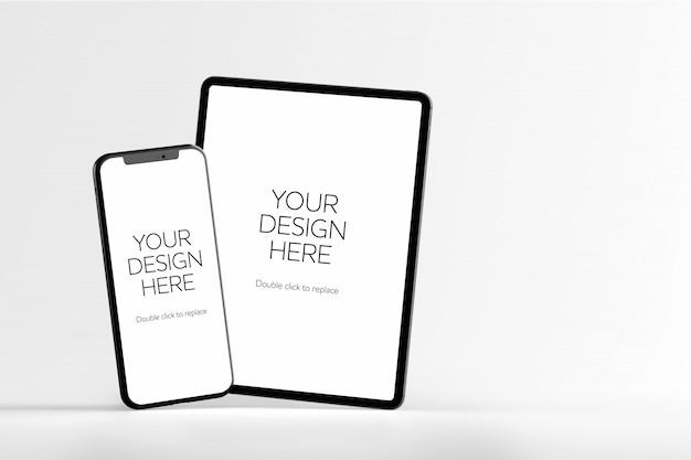 Device mock up Premium Psd