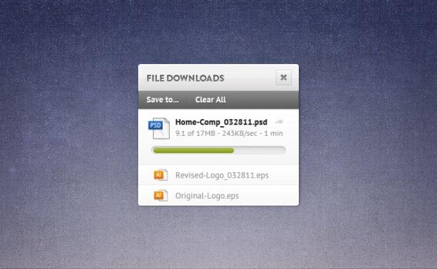 how to check eshop download progress