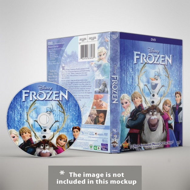 Dvd mock up design PSD file | Free Download