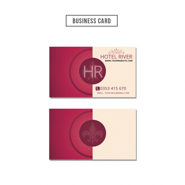 Elegant business card design psd file free download elegant business card design free psd reheart Gallery