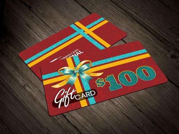Elegant gift card template psd file free download for Gift card template psd